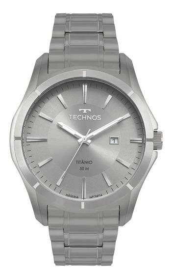 Relógio Technos 2115mtw/4c Titânio 2115mtw Titanium Executiv
