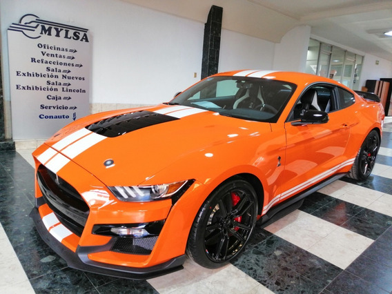 Ford Mustang Shelby Gt 500 2020