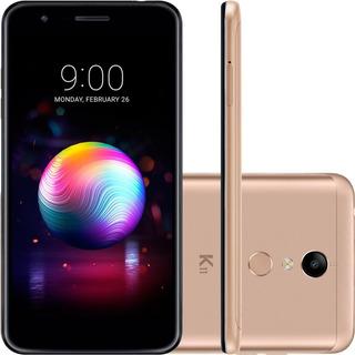 Smartphone Lg K11 Plus 5.3 Octa-core 32gb Dourado - Lmx410b