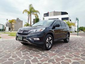 Honda Crv 2016 La Mas Equipada Recibo Auto Menor Precio