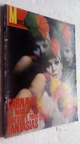 Revista Manchete Nº 824 - Carnaval As Mais Belas Sugestões P