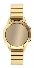 Relogio Euro Dourado Espelhado Eujhs31bab/4d Sabrina Sato