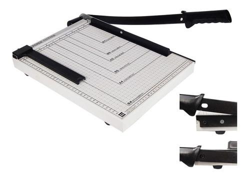 Guillotina Corta Papel A4 Profesional Portable Precisión Mli