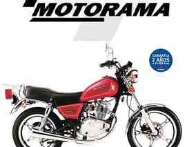 Moto Suzuki Gn 125 0km Custom Motorama