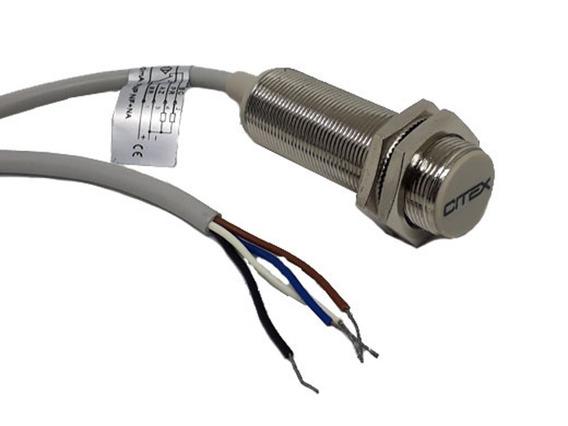 Lm18-3005pc Sensor Indutivo Faceado 6~36v Pnp Nf+na 5mm