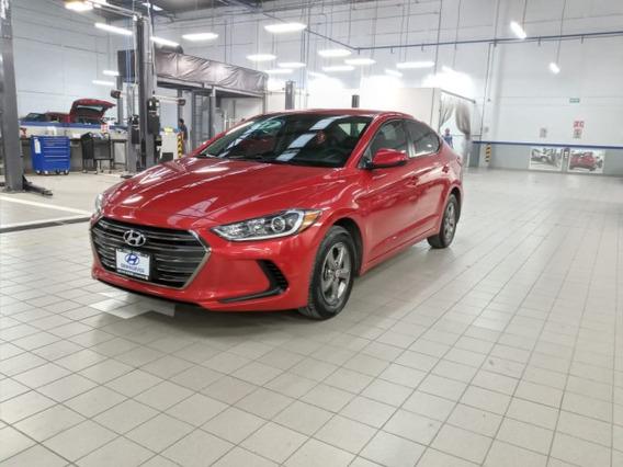Hyundai Elantra 4p Gls L4/2.0 Aut