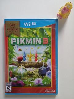 Pikmin 3 Wii U Nuevo + Envío Gratis!