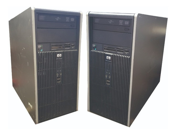 Cpu Hp Compaq Athlon Dc5850, 4gb Ram, Hd 160gb, Dvdrw,sdcard