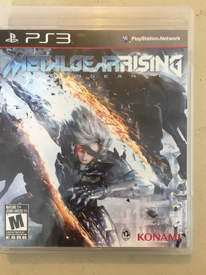 Game Metalgear Rising Revengeance