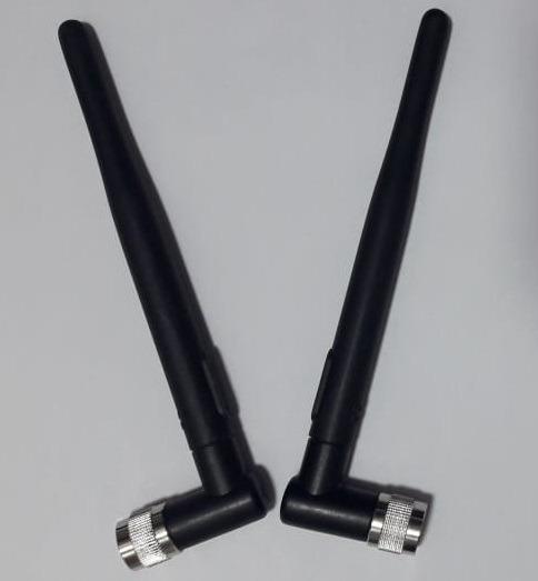 Antena Externa Para Fixo Ets 3023 Preto