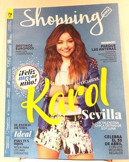 Revista Karol Sevilla Soy Luna (nueva)