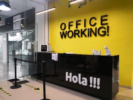 Oficina En Renta Coworking Buena Ubicacion A 5 Minutos Del Centro