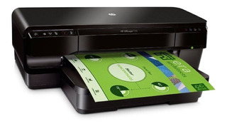 Impresora Hp 7110 Tinta Color A3 Wifi Eprint Usb Windows Mac