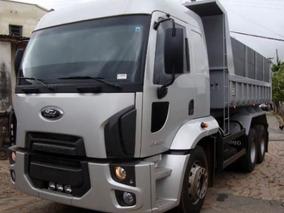 Ford Cargo 2429, 6x2, 2014, Basculante, Unico Dono...