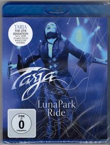 Tarja - Luna Park Ride Blu-ray Importado Lacrado