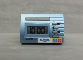 05011ad09e1d Despertador Casio - Relógios Despertadores no Mercado Livre Brasil