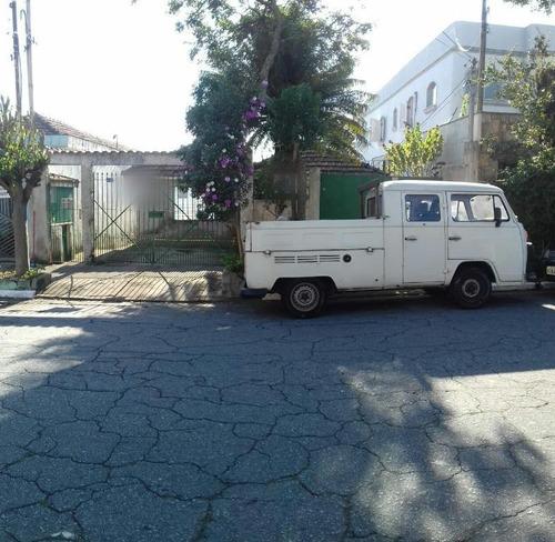 Terreno À Venda, 500 M² Por R$ 853.000,00 - Vila Antonieta - São Paulo/sp - Te0093