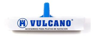 Cepillo Recto Vulcano 29 Cm Para Piscinas