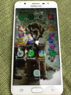 Celular Samsung Galaxy J7 Prime Duos Modelo Sm-g610m