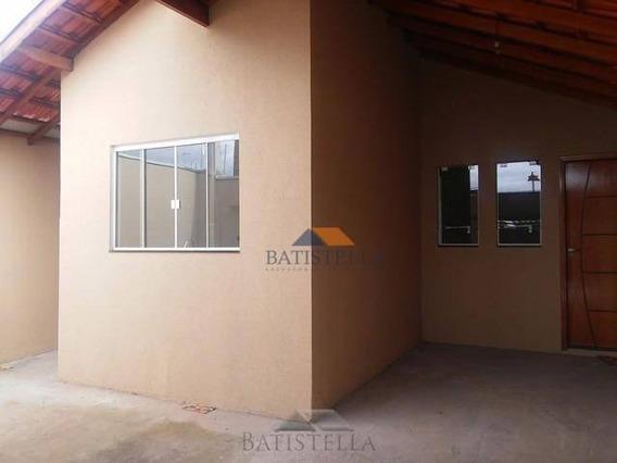 Casa Residencial À Venda, Residencial Fênix, Limeira. - Ca0353