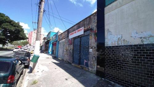 Imagem 1 de 7 de Salão À Venda, 350 M² Por R$ 990.000,00 - Jardim São Sebastião - São Paulo/sp - Sl0119