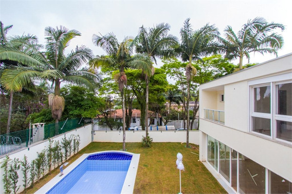 Casa Do Condomínio Altíssimo Padrão Com 4 Suítes - 375-im30012
