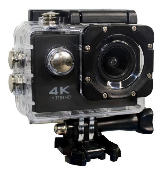 Câmera Filmadora Action Go Sport Wi-fi 4k 1080 Prova D