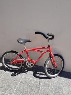 Bicicleta Playera Niños Rod. 20 Impecable Estado !!