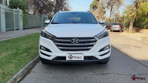 Hyundai Tucson Crdi Gls 4wd 2.0 At 2017