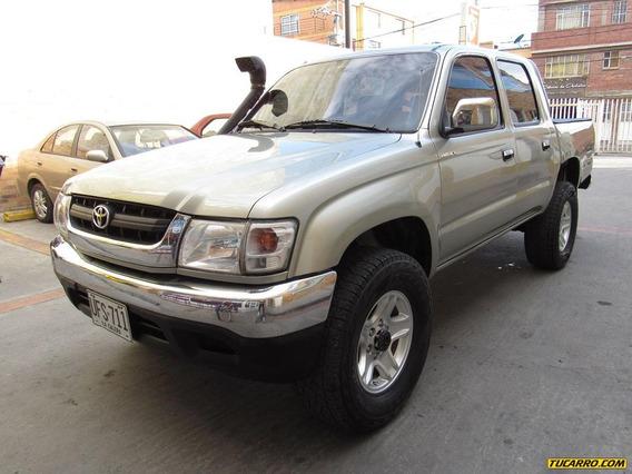 Toyota Hilux Rider Plus Mt 2400