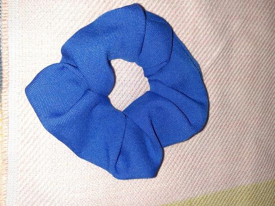 Scrunchies Azul Marino