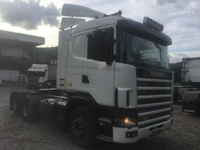 Scania R114 380 6x2 Ano 2007 A 140 Mil
