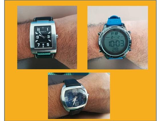 Reloj Branzi, Kennet Cole, Skechers