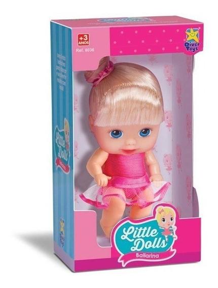 Little Dolls Bailarina Diver Toys