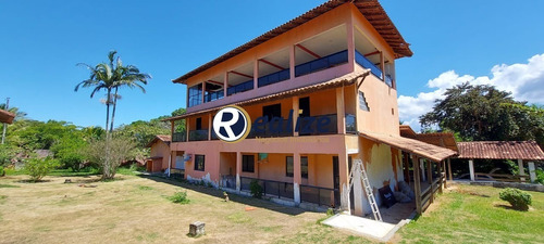 Chácara Com Area De Lazer Completa Ótima Localização Em Zona Rural De Guarapari-es - Ch00024 - 69342096
