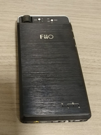 Fiio E18 Kunlun (android/pc Dac/amp)