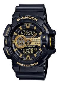 Reloj Casio G-shock Glossy Black Para Hombre