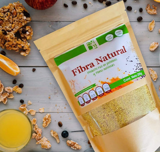 Fibra Natural Vegana Rica En Proteínas 200g Organic In