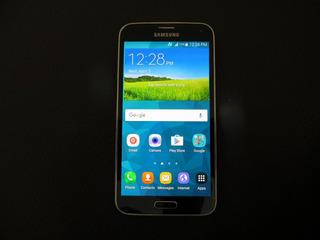Samsung S5 16gb, Liberado, 4g Digitel, Impecable, En100d