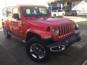 Jeep Wrangler 3.6l Unlimited Sahara Jl 4x4 At 2019