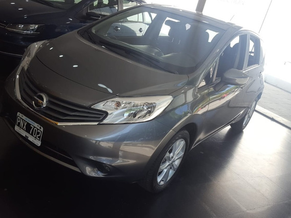 Nissan Note Exclusive Cvt 2016 Impecable (jb)