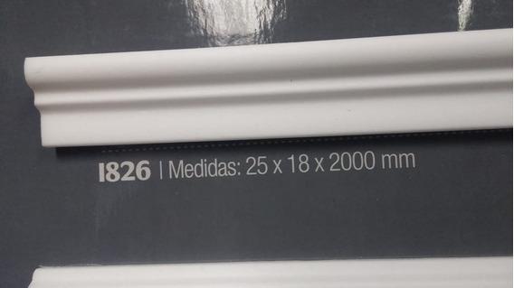 Moldura De Telgopor Bovelacci Modelo I826 X 2 Mts / Camino 1