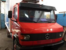 Mercedes-benz Mb 709, Bau Refrigerado, Aparelho, Único Dono