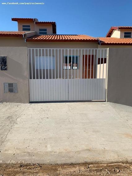 Casa Para Venda Em Tatuí, Jardim Vale Da Lua, 2 Dormitórios, 1 Banheiro, 2 Vagas - 523_1-1439830