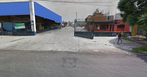 Terreno En Renta Ecatepec
