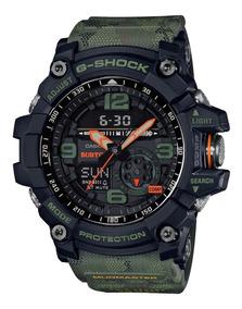 Relógio Casio G-shock Mudmaster Burton Gg1000btn-1a Original