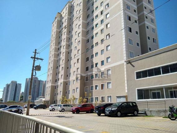 Apartamento Com 3 Dormitórios Para Alugar, 58 M² Por R$ 1.100,00/mês - Jardim Nova Europa - Campinas/sp - Ap18376