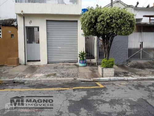 Terreno À Venda, 250 M² Por R$ 650.000,00 - Vila Formosa (zona Leste) - São Paulo/sp - Te0137