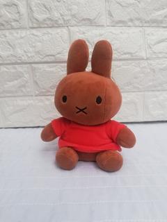 Peluche Conejo Miffy Original, Precio A Tratar