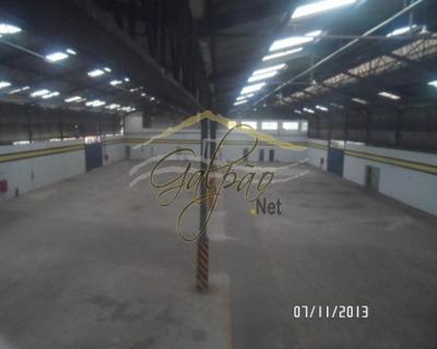 Galpão Industrial Para Locação, Vila Santo Antônio, Cotia - Ga0760. - Ga0760